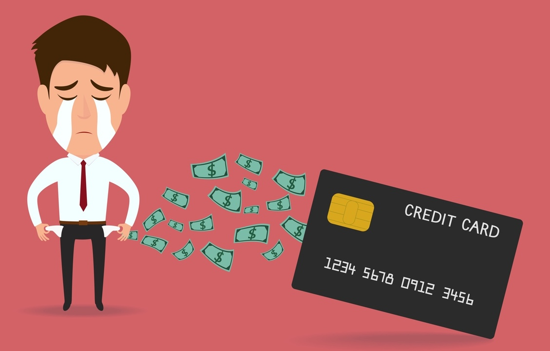 クレジットカードに対する不安