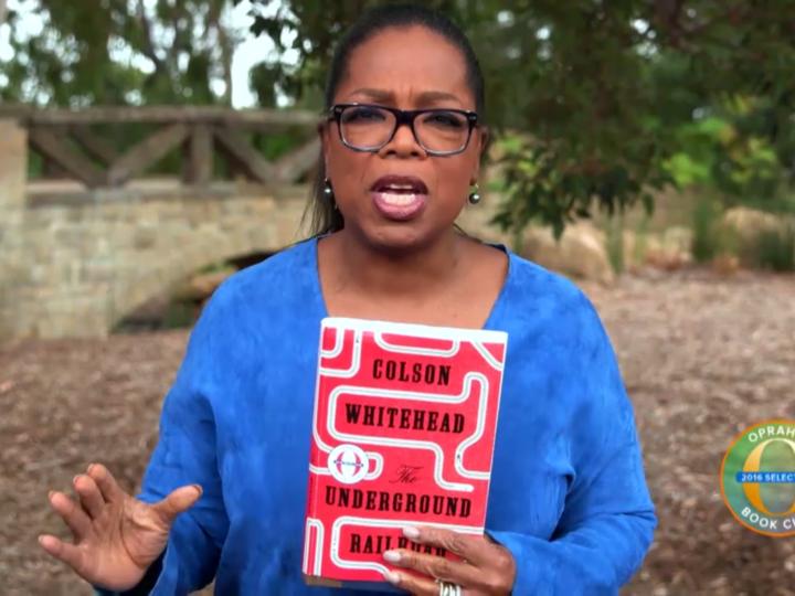 オプラ・ウィンフリー(Oprah Winfrey)