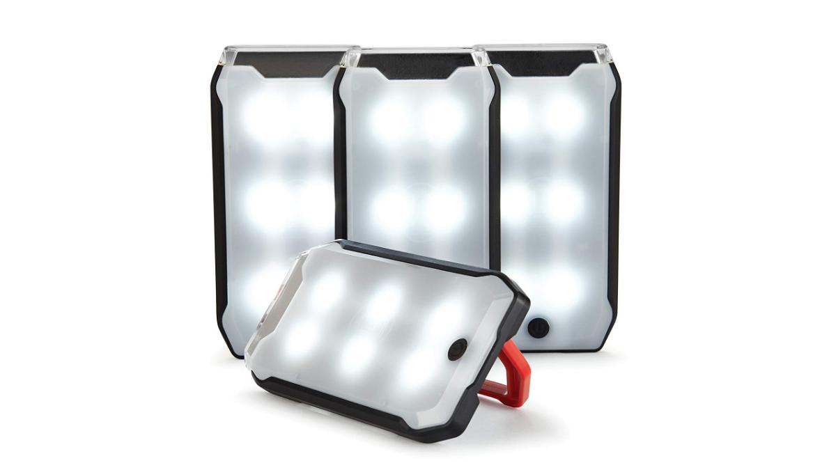 「Multi-Panel LED Lantern」のパネル型ライト部分