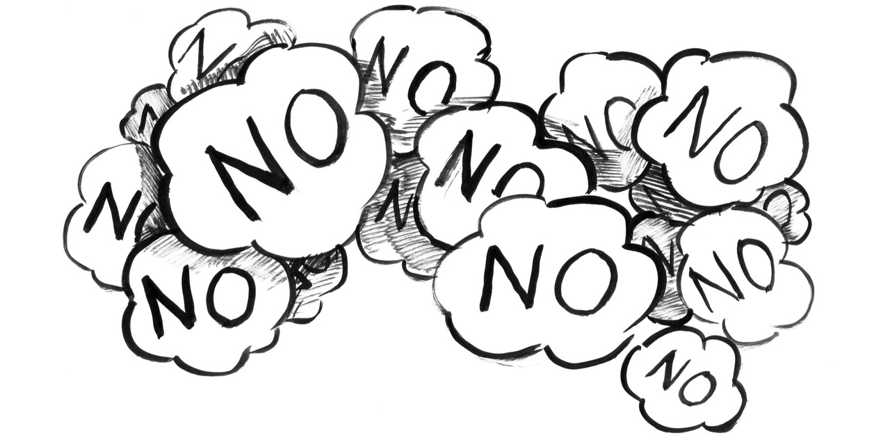 NOの意見
