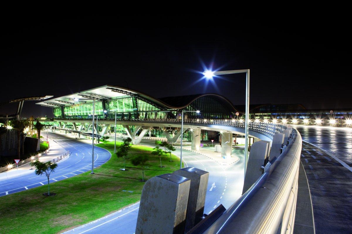 ハマド国際空港(DOH)