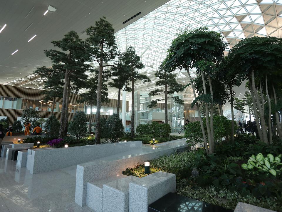 仁川国際空港(ICN)