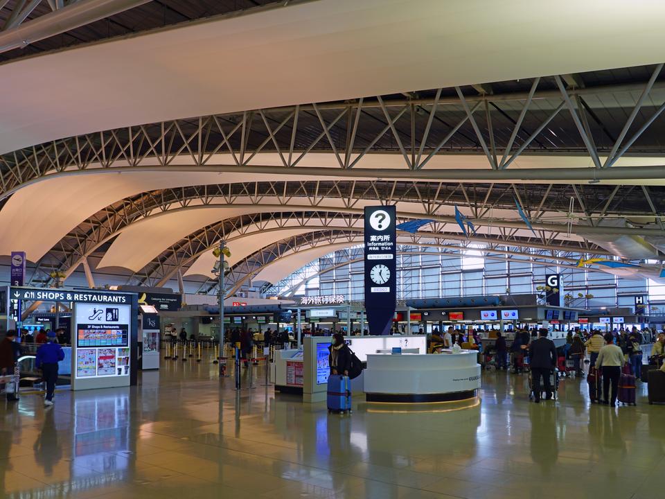 関西国際空港(KIX)