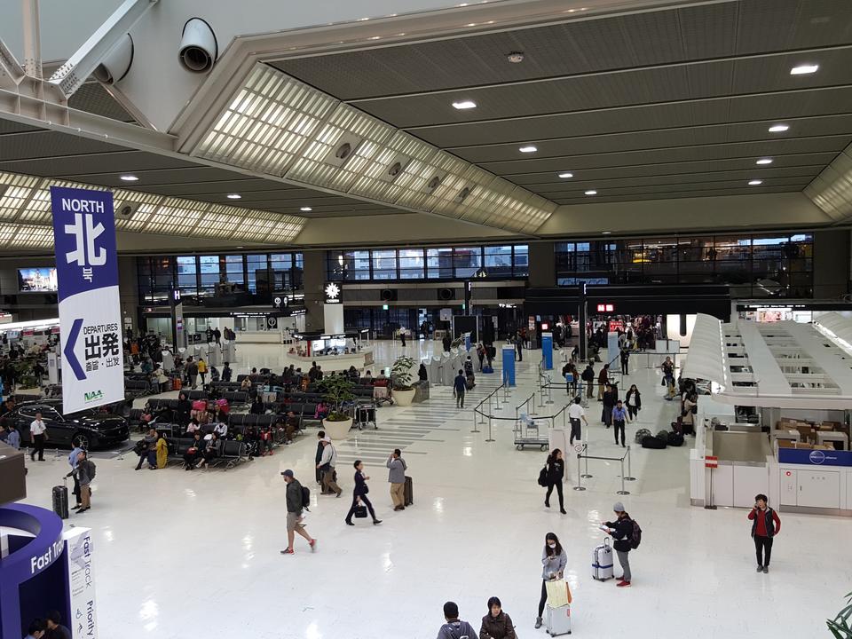 成田国際空港(NRT)