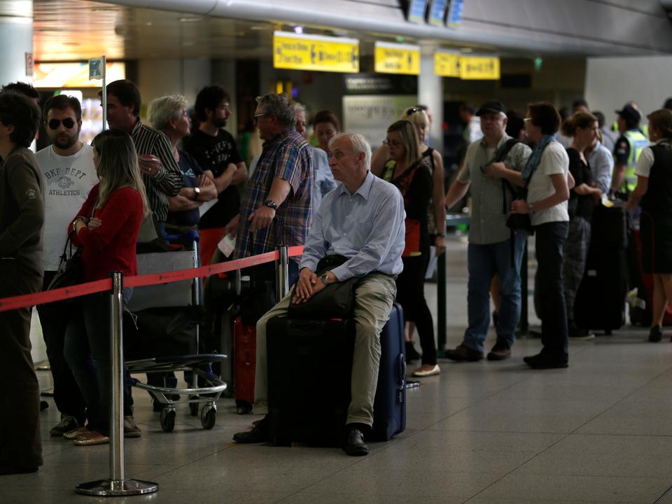 リスボン・ポルテラ空港