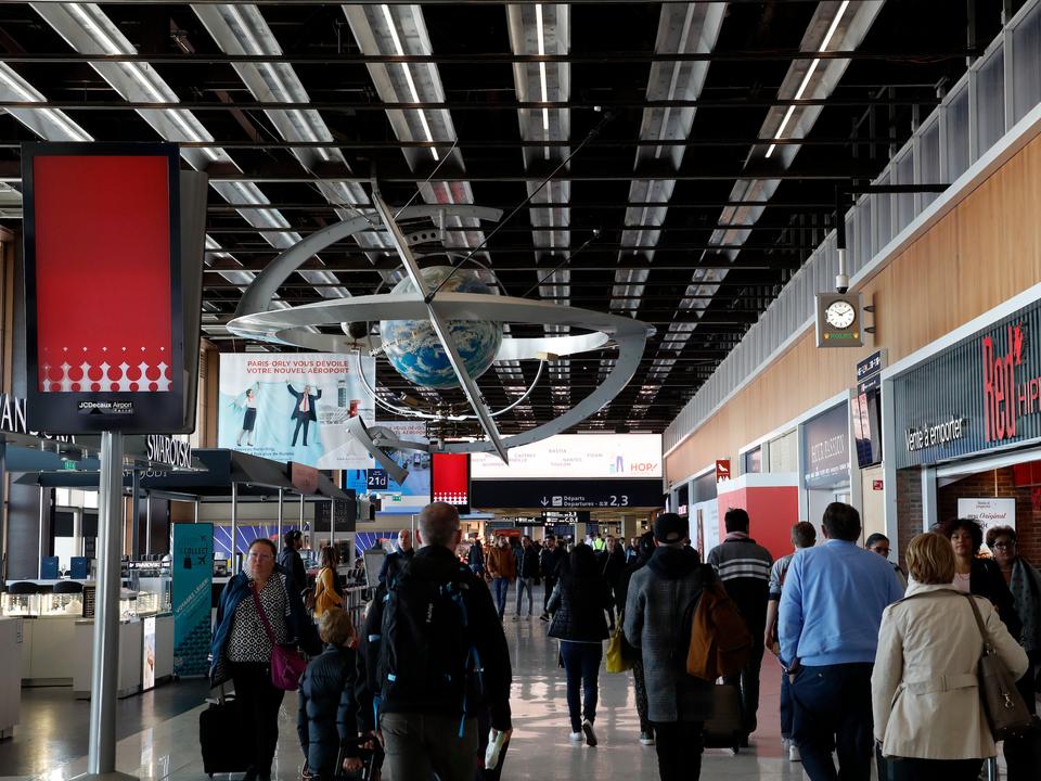 パリ・オルリー空港