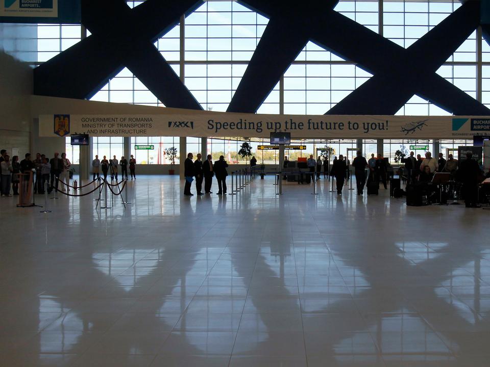 アンリ・コアンダ空港