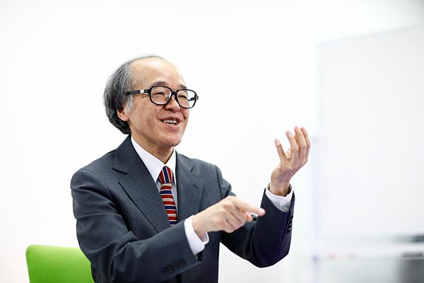 超高齢化社会に「VR」で挑む東大教授。その大胆な発想とは