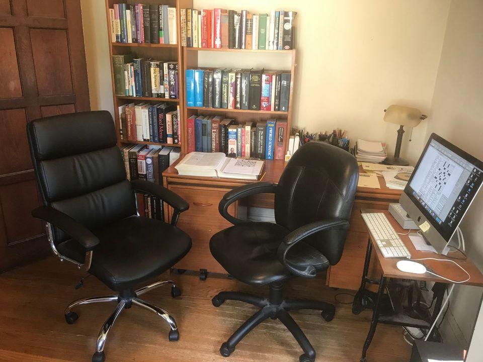 個人のオフィス