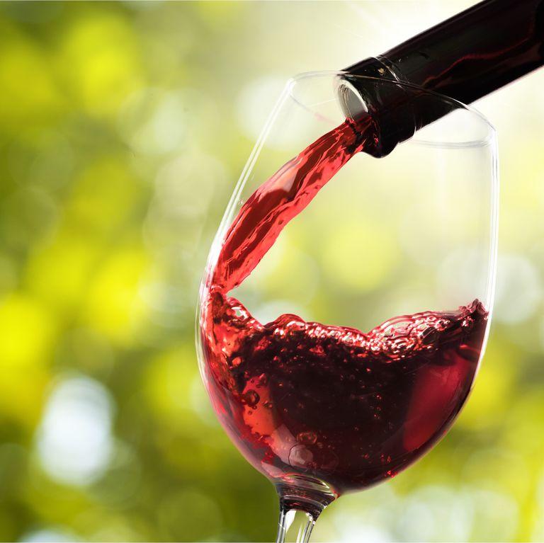 7. ワインを1杯飲む