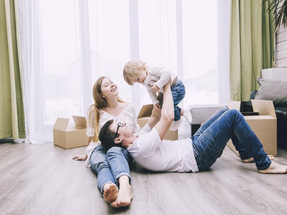 2. 家族と過ごす時間を増やす