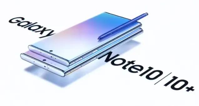 Galaxy Note 10/10+