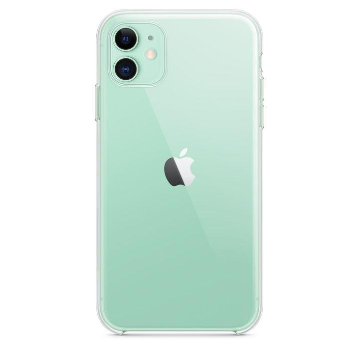 iPhone 11クリアケース