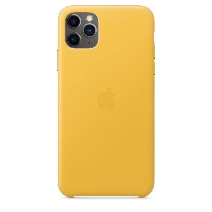 iPhone 11 Pro Maxレザーケース
