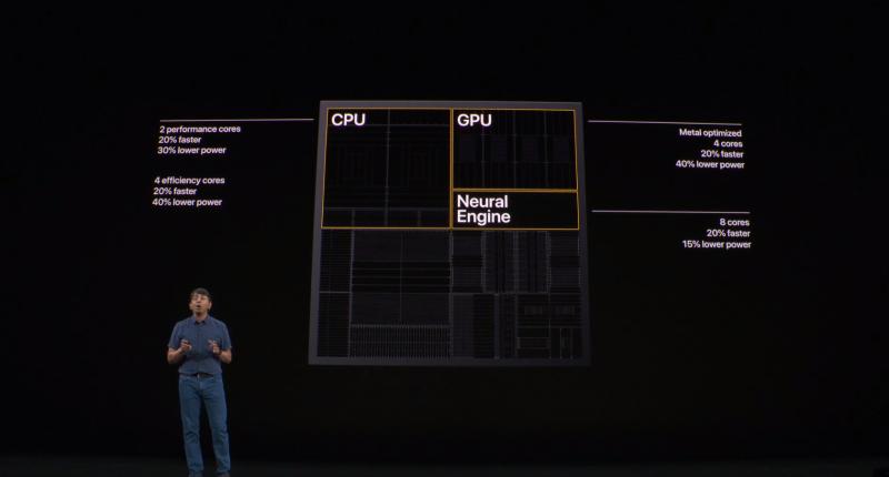 CPU・GPUの機能説明の様子