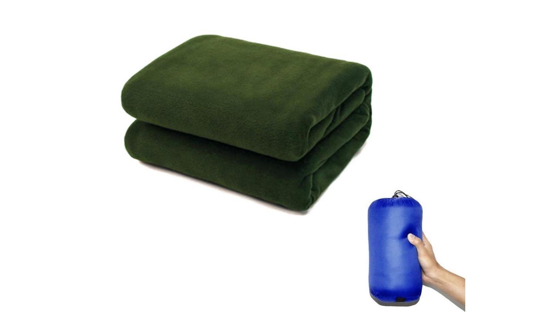 車中泊の毛布や防災対・・・