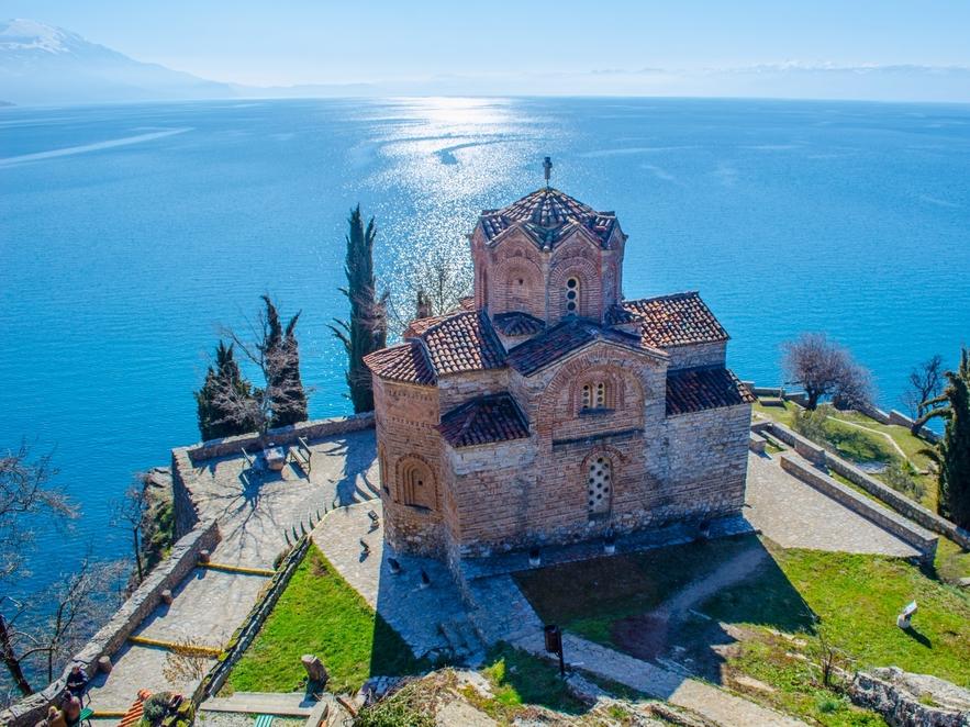 北マケドニア