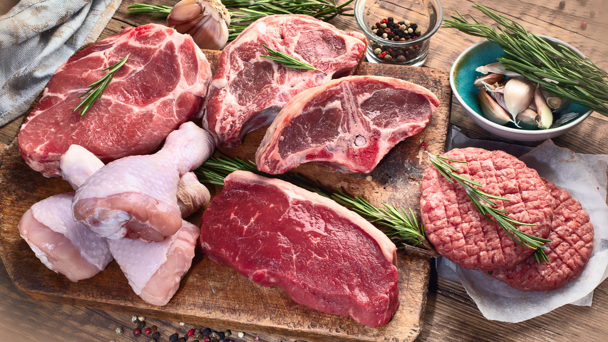 肉を先に食べて減量す・・・