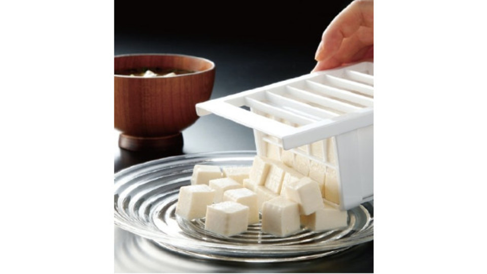 Photo of Cut the tofu at once! It doesn't help with hot pots, miso soup and mapo tofu ~