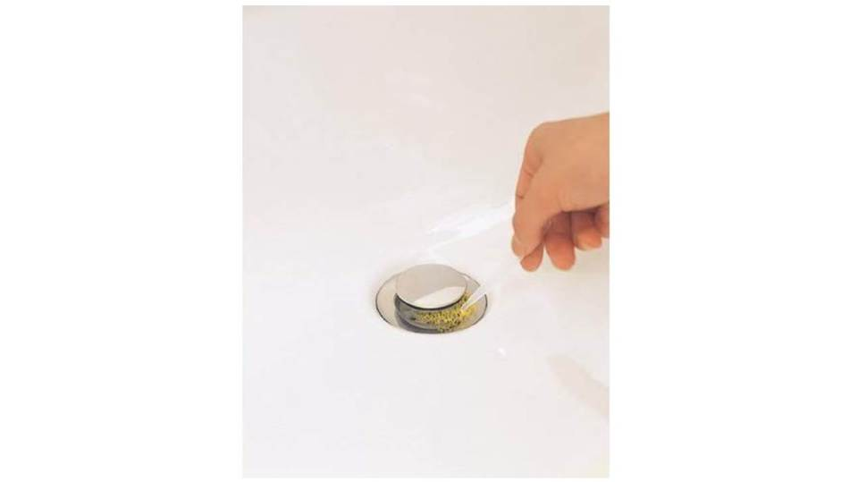 Photo of Just put it to prevent the ingress of dirt into the drain, hands are not dirty! 3 recommended baths, kitchens and washrooms