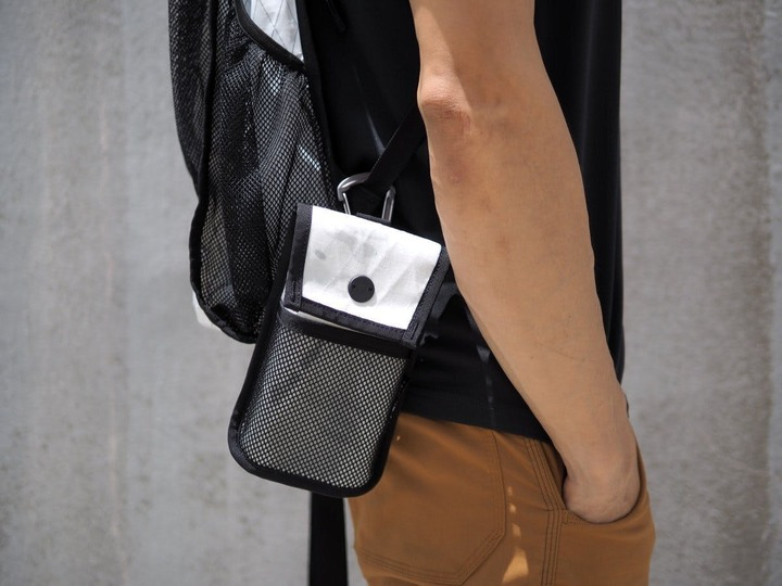 Photo of From everyday use to outdoor travel. Minimal bag that can be used casually at any time