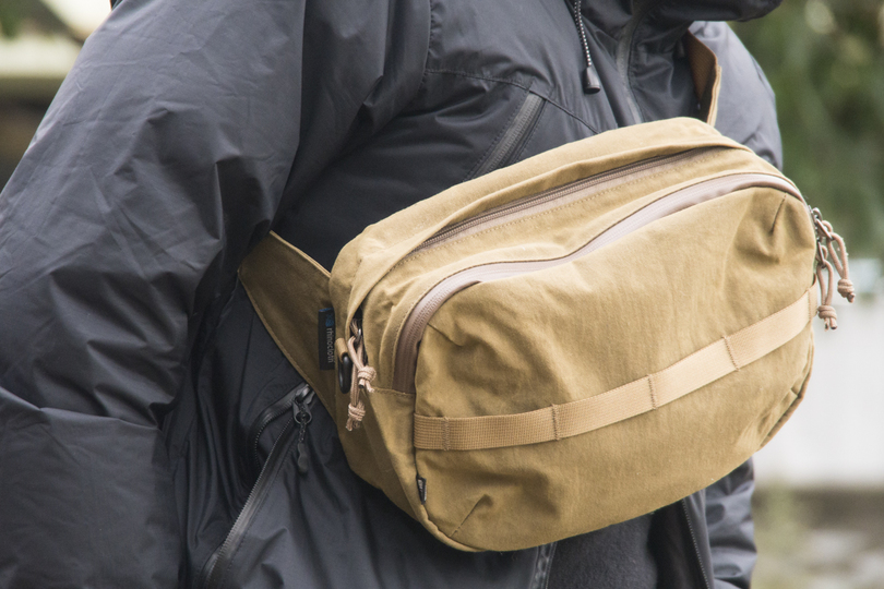 Photo of Carimar's 2WAY bag, which is just too good, has excellent design and functionality