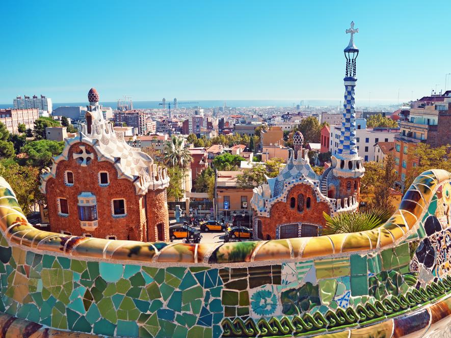 スペイン、バルセロナ。