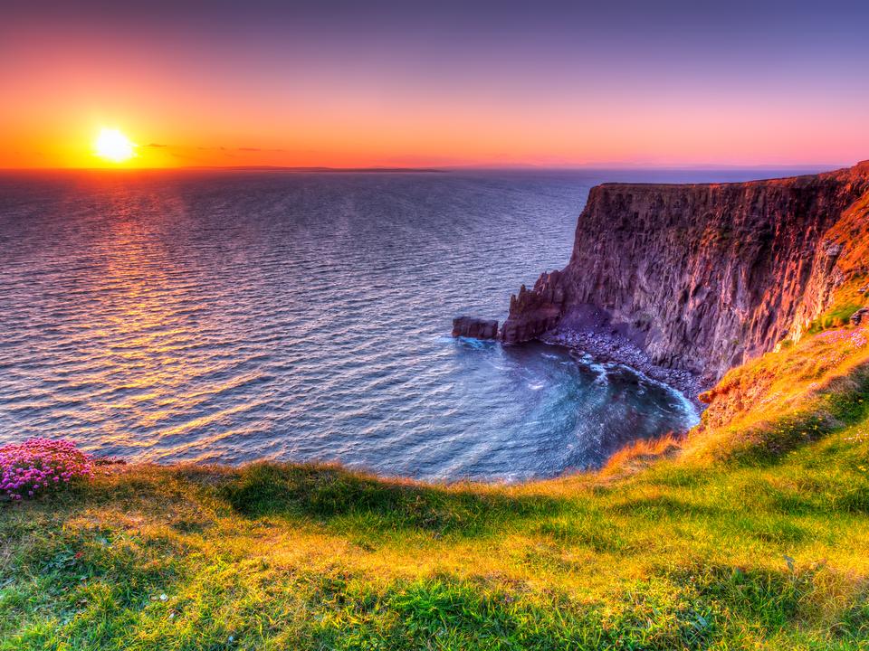 アイルランド。