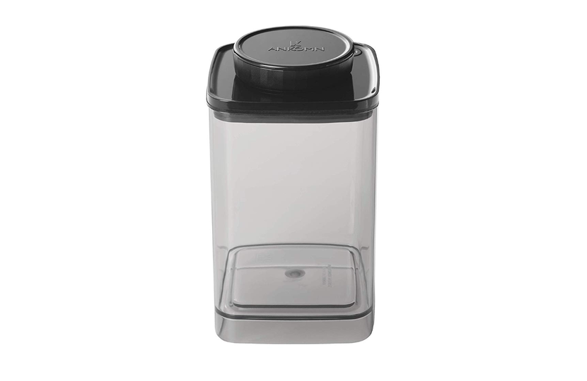 Photo of Perfect for storing coffee and seasonings. Containers that can be easily vacuum-stored by simply turning the dial