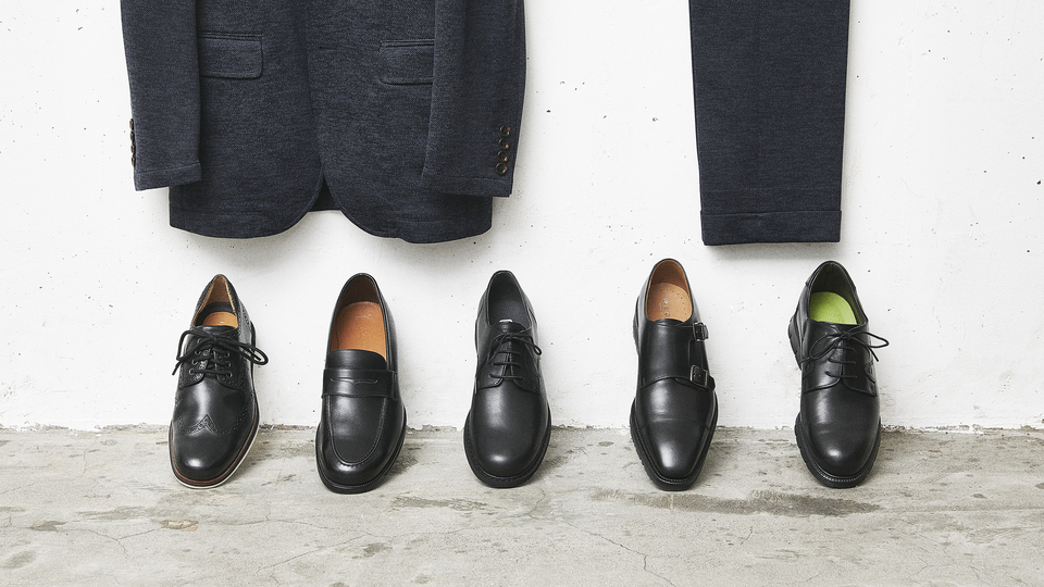 Photo of 5 evolutionary business shoes | Realize active styles such as soft, light, and less tired