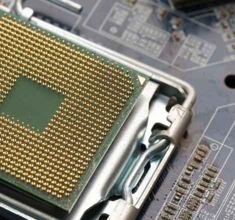 パソコンのマザーボード