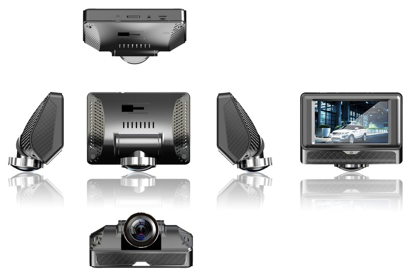 """Photo of """" C360 Drive Recorder '' capable of panoramic shooting is about to end"""