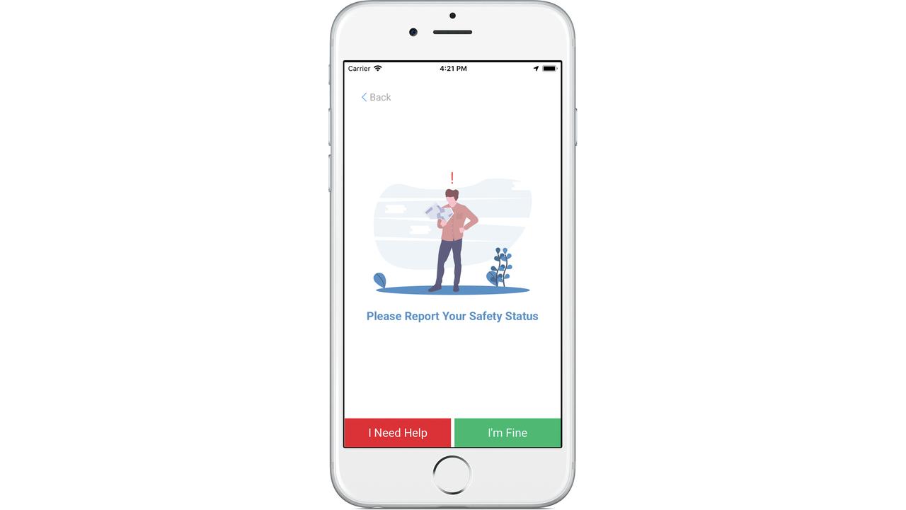 Sitataアプリのスクリーンショット