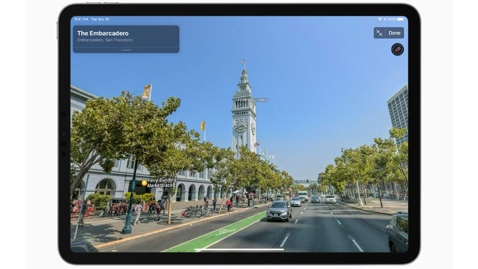 """Photo of Beyond Google Maps? The latest version """"Apple Map"""" has evolved so far"""