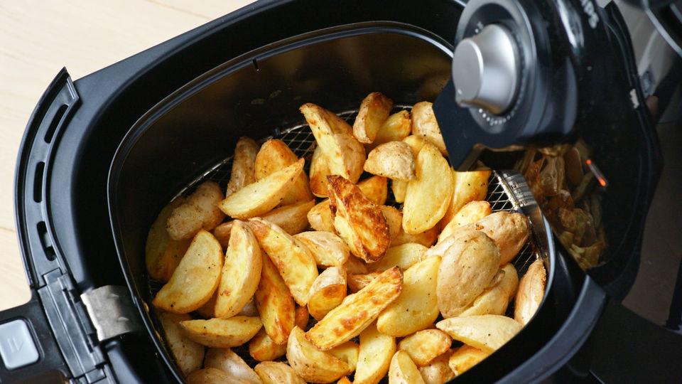 野菜や冷凍食品がおいしくなる、ノンフライヤー活用術