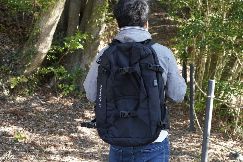 Photo of From a tripod to a snowboard! Radpack 2.0, a high-performance backpack that enhances the outdoors
