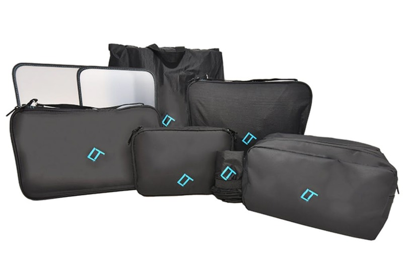 """Photo of It is refreshing that luggage fits neatly! Organizer bag """"QUBIX2"""" that makes packing fun"""