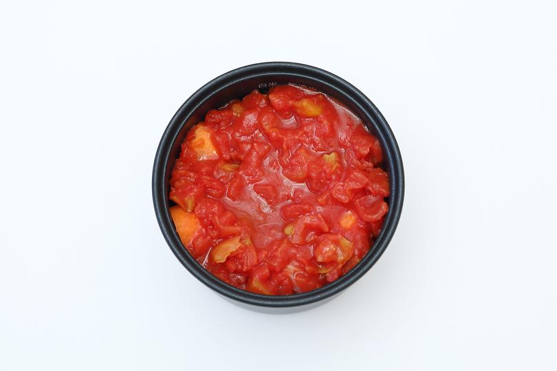チキンのトマト煮の手順①