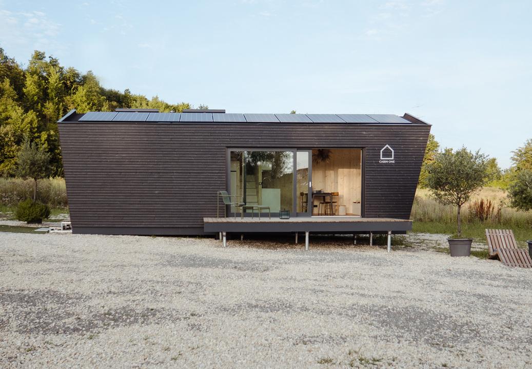 Cabin Oneが提供するスモールハウス