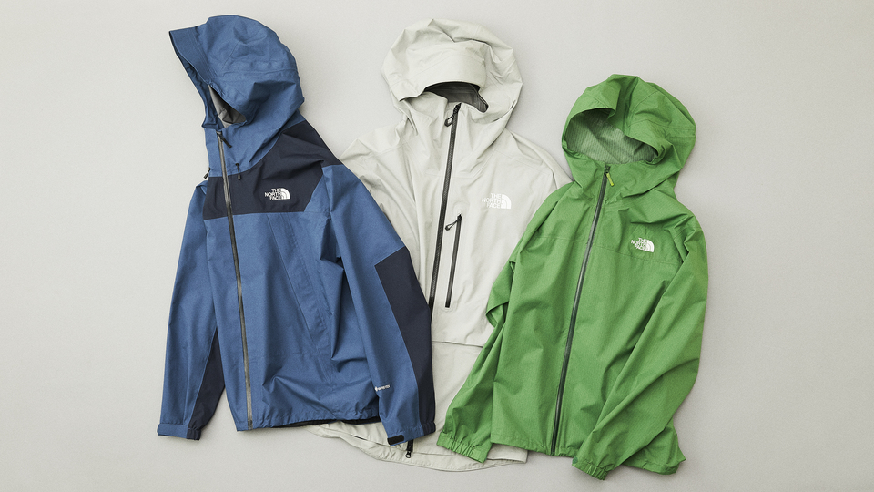 Photo of The North Face shell hoodie to choose this spring. Featured works in the 10,000, 30,000 and 50,000 yen range