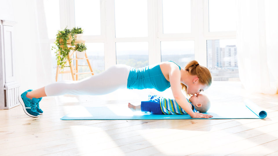 Photo of 5 ways to do strength training lightly at home, even with small children