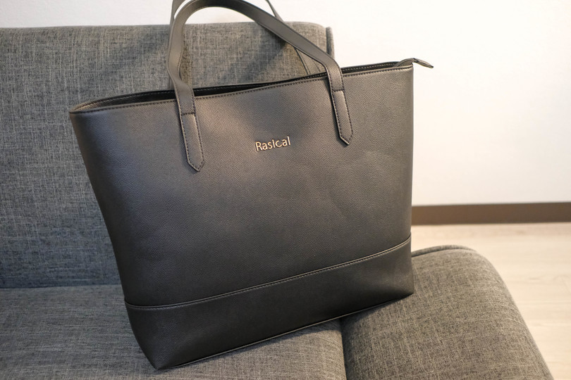 """Photo of Achieves high appearance and light weight with a special fiber material. Tote bag """"Rikaruma"""" starts campaign"""