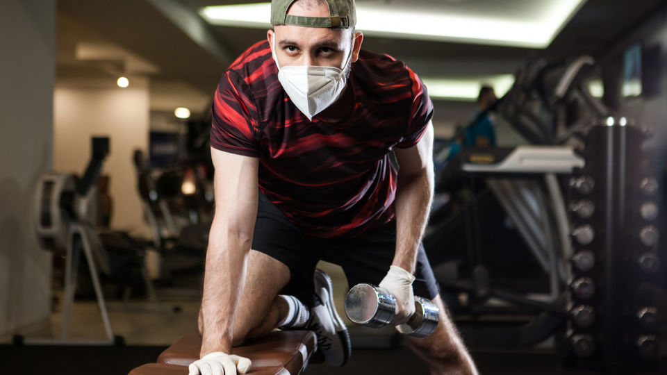 Photo of Things to be aware of to reduce the risk of infection when returning to the gym