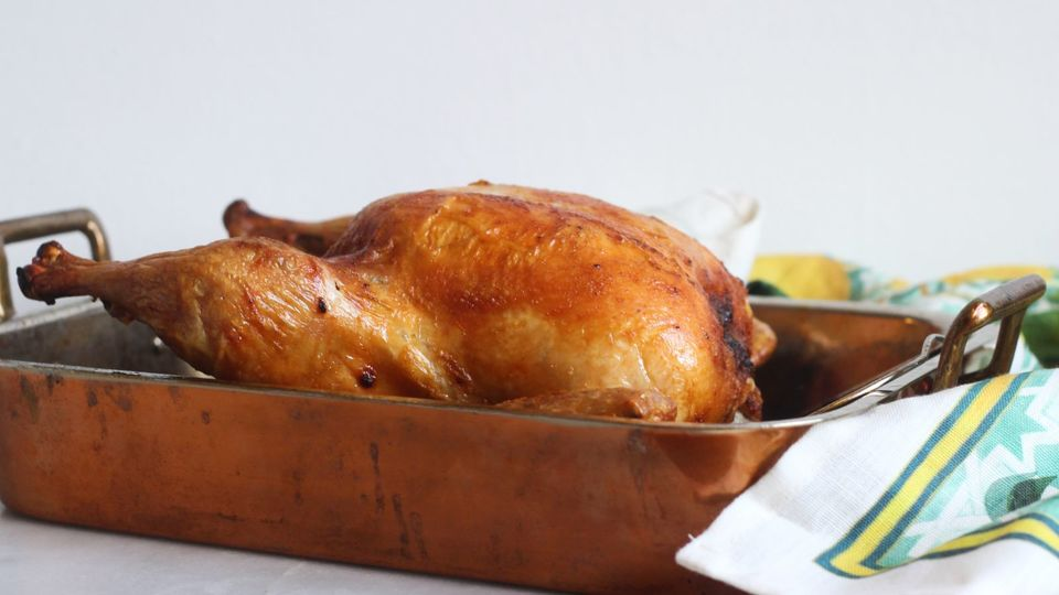 Photo of Save time with mayonnaise! How to make a golden roast chicken