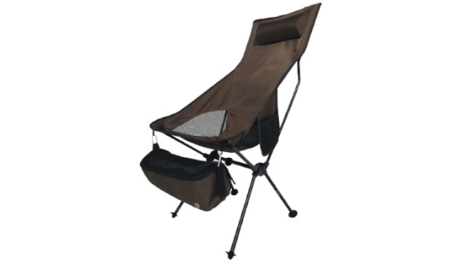 Photo of Super popular outdoor chair with cumulative sales of over 220,000 units. Home time will also be elegant!