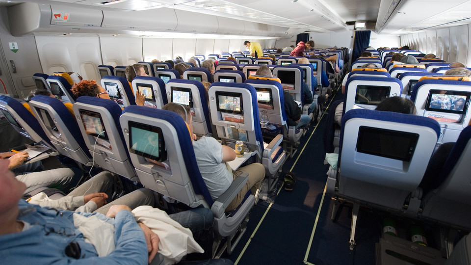"""Photo of How to solve the """"denseness"""" on board The conclusions of major American airlines are…"""
