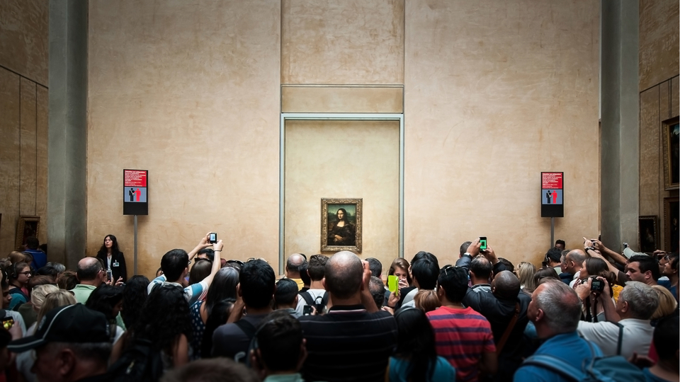 Photo of Mona Lisa, Venus… What kind of model is AI's model of the seven world-renowned masterpieces?