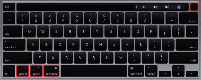 ショートカットキーがマークしてあるキーボード