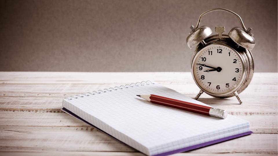 予定通りにスケジュールをこなすための上手な時間の使い方8選