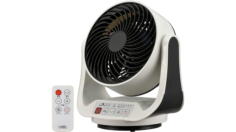 Photo of If you have a circulator with a remote control, you can take measures against heat easily and healthy